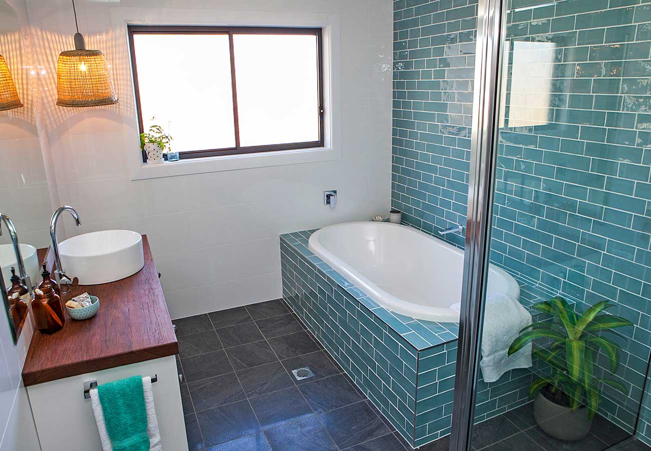 Bathroom Renovation - NJC Residential & Commercial Building, Bathurst