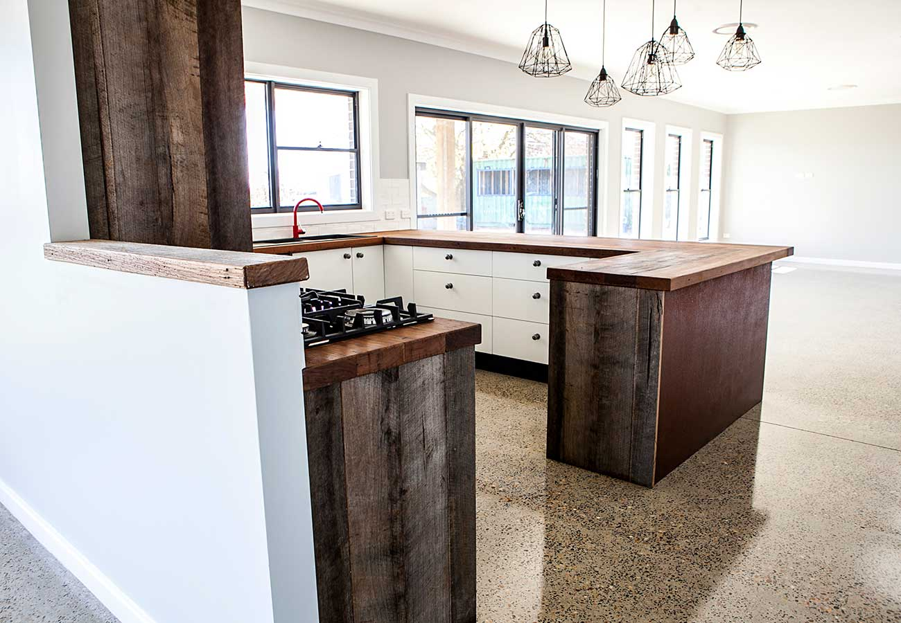 Kitchen Design - NJC Residential & Commercial Building, Bathurst